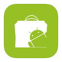 128x128px size png icon of MetroUI Google Android Market