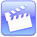 128x128px size png icon of iMovie 1