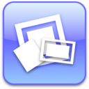 128x128px size png icon of iWeb