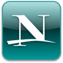 128x128px size png icon of Netscape