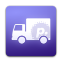Transmit (Purple) Icon