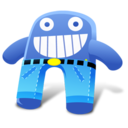 Blue Pants Icon