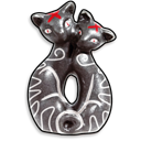 128x128px size png icon of Cat 2