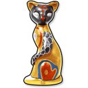 128x128px size png icon of Cat 4