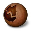 128x128px size png icon of Orbz earth