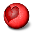 128x128px size png icon of Orbz life