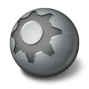 128x128px size png icon of Orbz machine
