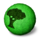 128x128px size png icon of Orbz nature