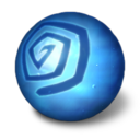 128x128px size png icon of Orbz water