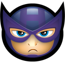 128x128px size png icon of Avengers Hawkeye