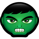128x128px size png icon of Avengers Hulk