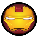 128x128px size png icon of Avengers Iron Man