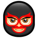 128x128px size png icon of Male Face N4