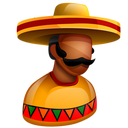 128x128px size png icon of Mexican Boss