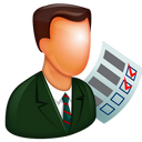 128x128px size png icon of Supervisor