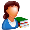 128x128px size png icon of Teacher