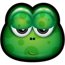 128x128px size png icon of Green Monster 20