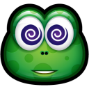 128x128px size png icon of Green Monster 30