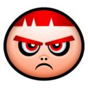128x128px size png icon of Chucky