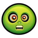 128x128px size png icon of Slimer