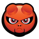 128x128px size png icon of devil 2