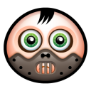 128x128px size png icon of mask 4