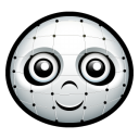 128x128px size png icon of mask 5