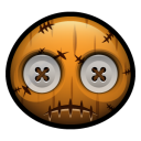 128x128px size png icon of voodoo doll