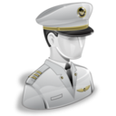 128x128px size png icon of Pilot