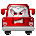 128x128px size png icon of Auto Angry