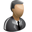 128x128px size png icon of Boss