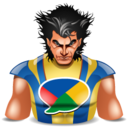 buzz wolverine Icon