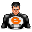 punisher blogger Icon