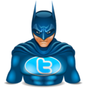 twitter batman Icon