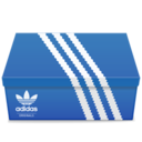 128x128px size png icon of Adidas box