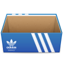 128x128px size png icon of Adidas Shoebox Open