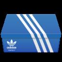128x128px size png icon of Adidas Shoebox