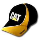 128x128px size png icon of Cap CAT