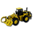 128x128px size png icon of Forest Machine