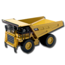 128x128px size png icon of Off Highway Truck