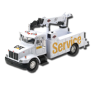 128x128px size png icon of Service Truck