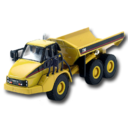 128x128px size png icon of Truck CAT