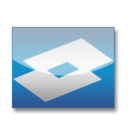Lotto blue logo Icon