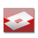 128x128px size png icon of Lotto red