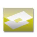 128x128px size png icon of Lotto yellow logo