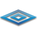 Umbro blue logo Icon