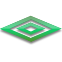 Umbro green Icon