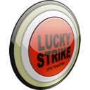 Lucky Strike Filters Logo Icon