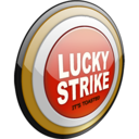 128x128px size png icon of Lucky Strike Lights Logo