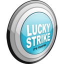128x128px size png icon of Lucky Strike Ultra Lights Logo